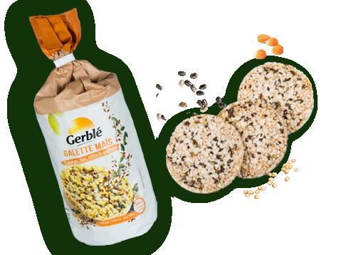 """Résultat de recherche d'images pour """"gerblé galette graines"""""""